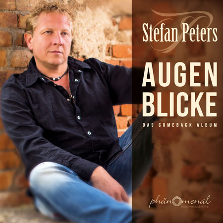 Stefan Peters Augenblicke Album Cover